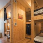 明るくて開放的なベッドルーム